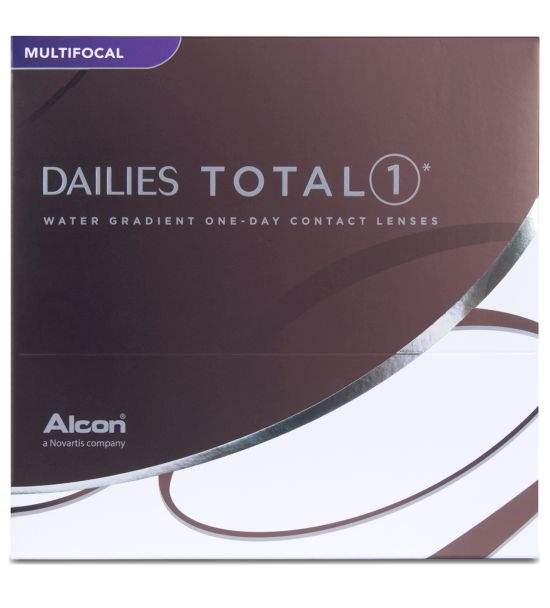 Dailies Total 1 Multifocal, Alcon (90 Stk.)