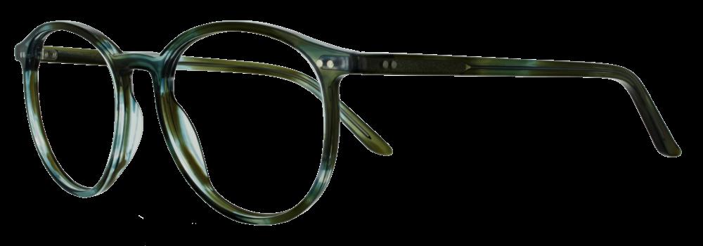 Lucky Glasses Zusatzfassung grün