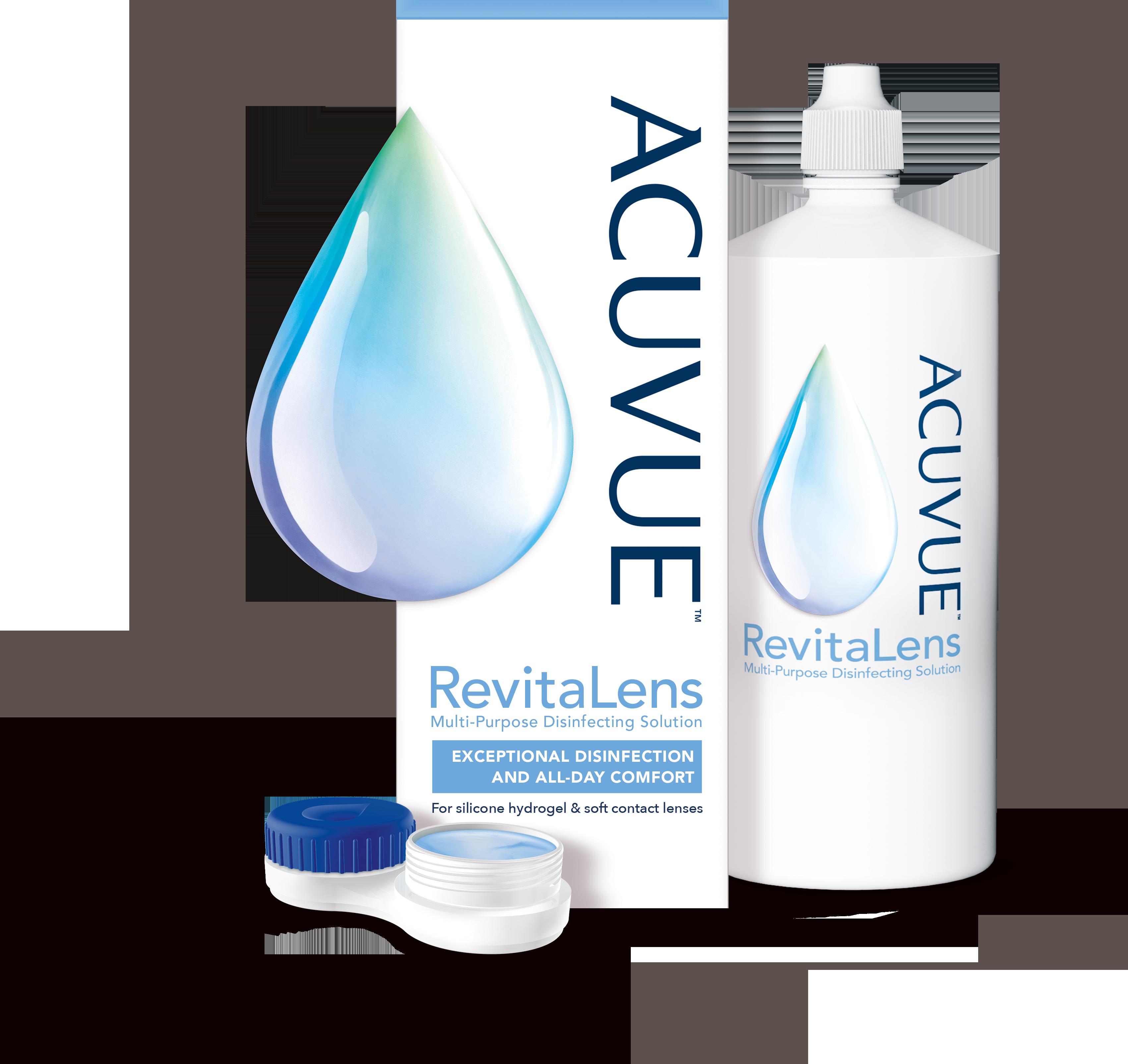 ACUVUE  Revitalens, AMO (300 ml)