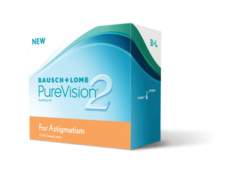 Pure Vision 2 HD for Astigmatism, Bausch & Lomb (6 Stk.)
