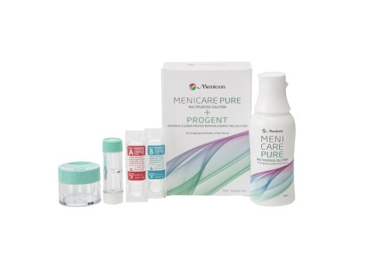 MeniCare Pure, Menicon (70 ml+Progent)