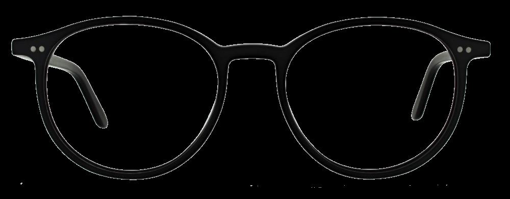Lucky Glasses Angebot schwarz matt neu